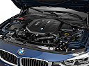 2016 BMW 3-series 340i, engine.