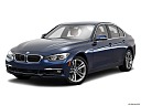 2016 BMW 3-series 340i, front angle medium view.