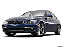 2016 BMW 3-series 340i, front angle view, low wide perspective.