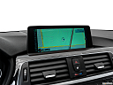 2016 BMW 3-series 340i, driver position view of navigation system.