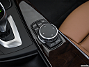 2016 BMW 3-series 340i, system controls.