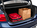 2016 BMW 3-series 340i, trunk props.
