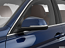 2016 BMW 3-series 340i, driver's side mirror, 3_4 rear
