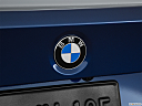 2016 BMW 3-series 340i, rear manufacture badge/emblem