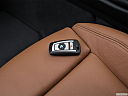 2016 BMW 3-series 340i, key fob on driver's seat.