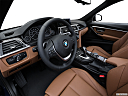 2016 BMW 3-series 340i, interior hero (driver's side).