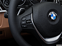 2016 BMW 3-series 340i, steering wheel controls (left side)