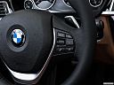 2016 BMW 3-series 340i, steering wheel controls (right side)