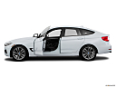 2016 BMW 3-series 328i xDrive Gran Turismo, driver's side profile with drivers side door open.