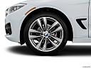 2016 BMW 3-series 328i xDrive Gran Turismo, front drivers side wheel at profile.