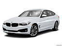 2016 BMW 3-series 328i xDrive Gran Turismo, front angle medium view.