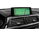 2016 BMW 3-series 328i xDrive Gran Turismo, driver position view of navigation system.
