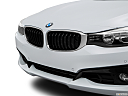 2016 BMW 3-series 328i xDrive Gran Turismo, close up of grill.