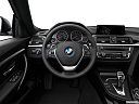 2016 BMW 3-series 328i xDrive Gran Turismo, steering wheel/center console.
