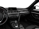 2016 BMW 3-series 328i xDrive Gran Turismo, center console/passenger side.