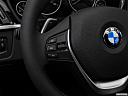 2016 BMW 3-series 328i xDrive Gran Turismo, steering wheel controls (left side)