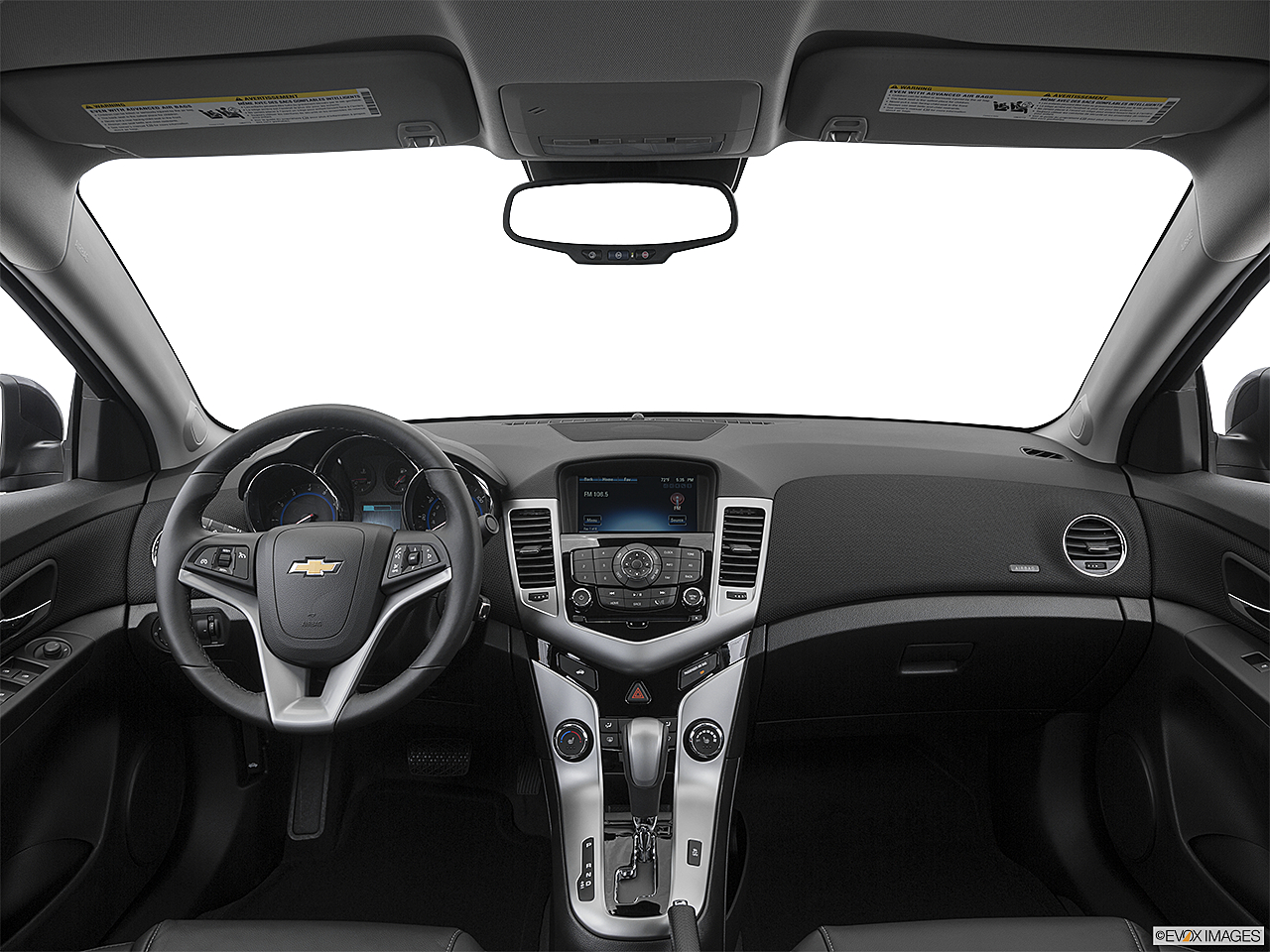 2016 Chevrolet Cruze Limited 2lt Automatic Centered Wide Dash Shot