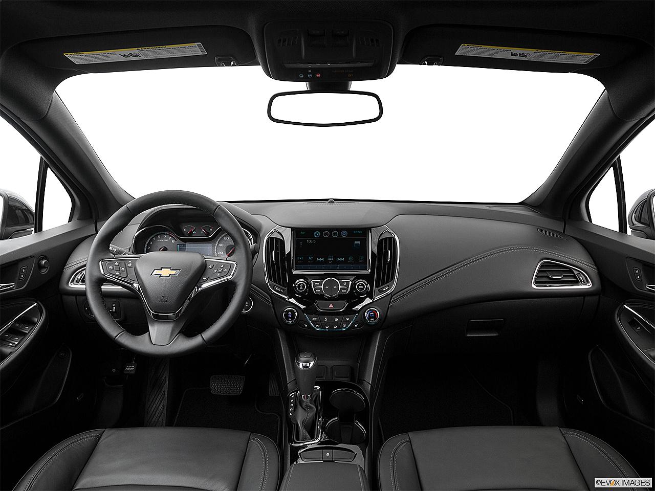 2016 Chevrolet Cruze LS Manual 4dr Sedan w/1SA - Research - GrooveCar