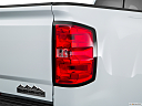 2016 Chevrolet Silverado 3500HD High Country Dual Rear Wheel, passenger side taillight.