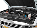 2016 Chevrolet Silverado 3500HD High Country Dual Rear Wheel, engine.