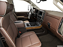 2016 Chevrolet Silverado 3500HD High Country Dual Rear Wheel, passenger seat.