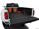 2016 Chevrolet Silverado 3500HD High Country Dual Rear Wheel, trunk props.