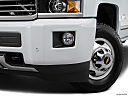 2016 Chevrolet Silverado 3500HD High Country Dual Rear Wheel, driver's side fog lamp.