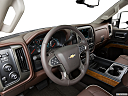2016 Chevrolet Silverado 3500HD High Country Dual Rear Wheel, interior hero (driver's side).