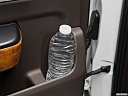 2016 Chevrolet Silverado 3500HD High Country Dual Rear Wheel, second row side cup holder with coffee prop, or second row door cup holder with water bottle.