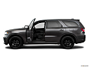 2016 Dodge Durango Limited, driver's side profile with drivers side door open.