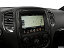 2016 Dodge Durango Limited, driver position view of navigation system.