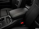 2016 Dodge Durango Limited, front center console with closed lid, from driver's side looking down