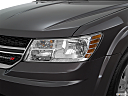 2016 Dodge Journey SE, drivers side headlight.