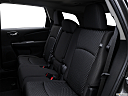 2016 Dodge Journey SE, rear seats from drivers side.