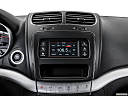2016 Dodge Journey SE, closeup of radio head unit