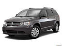 2016 Dodge Journey SE, front angle medium view.