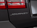 2016 Dodge Journey SE, rear model badge/emblem