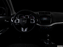 "2016 Dodge Journey SE, centered wide dash shot - ""night"" shot."