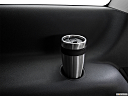 2016 Dodge Journey SE, second row side cup holder with coffee prop, or second row door cup holder with water bottle.