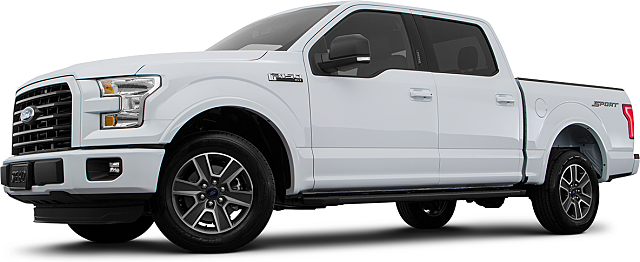 2016 Ford F-150 XLT at Paoli Ford