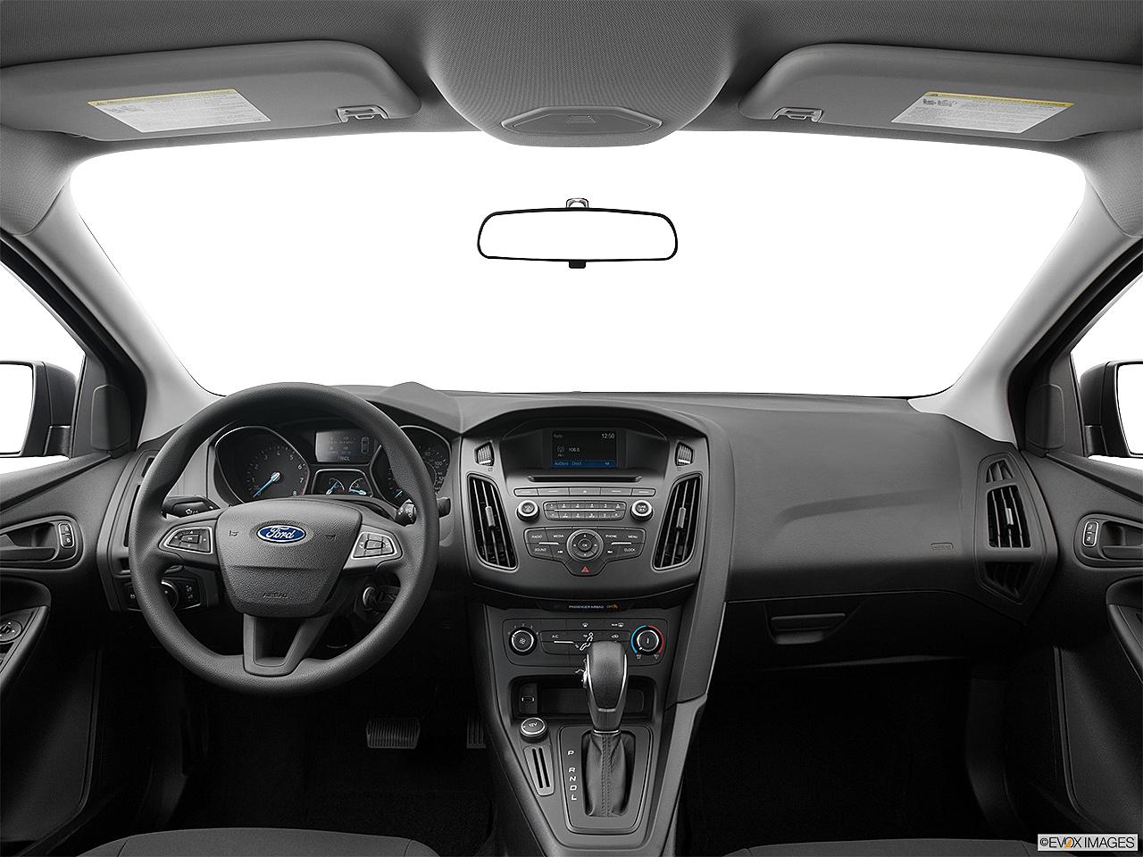 2016 Ford Focus S 4dr Sedan Research Groovecar