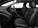 2016 Ford Focus Titanium, front seats from drivers side.