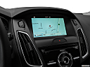 2016 Ford Focus Titanium, driver position view of navigation system.