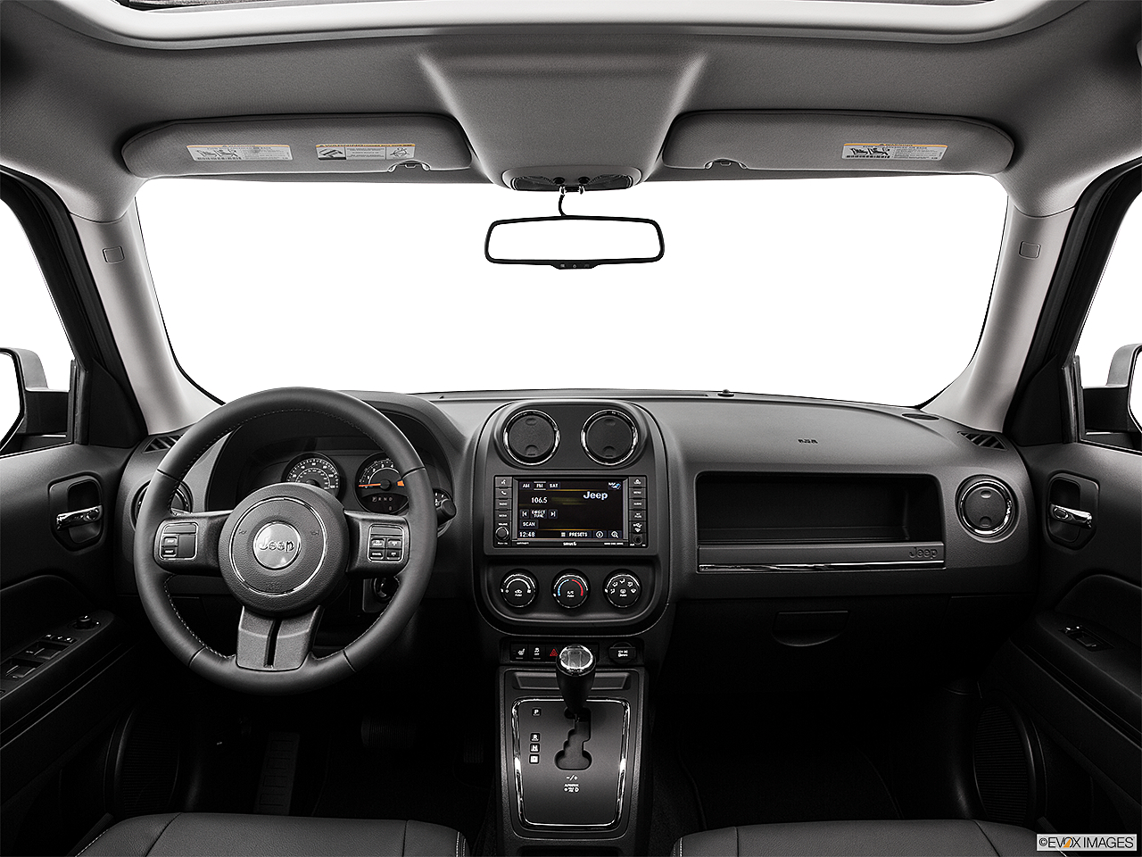 Charming 2016 Jeep Patriot High Altitude, Centered Wide Dash Shot
