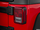 2016 Jeep Wrangler Unlimited Sport, passenger side taillight.
