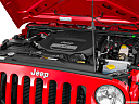 2016 Jeep Wrangler Unlimited Sport, engine.