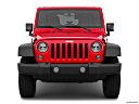 2016 Jeep Wrangler Unlimited Sport, low/wide front.