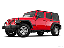 2016 Jeep Wrangler Unlimited Sport, low/wide front 5/8.
