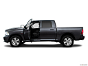 2016 RAM 1500 Big Horn, driver's side profile with drivers side door open.