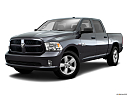 2016 RAM 1500 Big Horn, front angle medium view.
